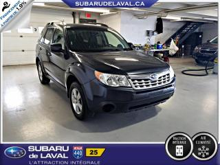 Used 2012 Subaru Forester 2.5X Commodité Awd ** Sièges chauffants for sale in Laval, QC
