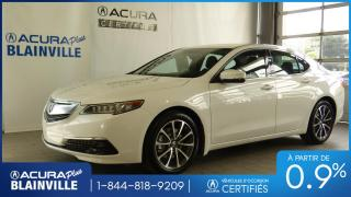 Used 2015 Acura TLX SH-AWD TECHNOLOGIE ** ACHAT A PARTIR DE for sale in Blainville, QC