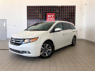 Used 2016 Honda Odyssey Touring bas kilo certifié , un proprio for sale in Terrebonne, QC