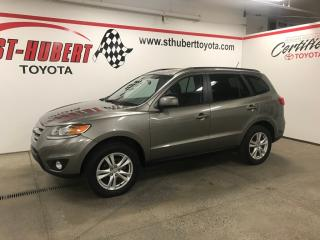 Used 2012 Hyundai Santa Fe 2012 Hyundai Santa Fe - AWD 4dr I4 Auto GL Premium for sale in St-Hubert, QC