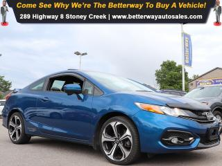 Used 2015 Honda Civic SI| Sunroof| Navi| Backup Cam| Loaded! for sale in Stoney Creek, ON