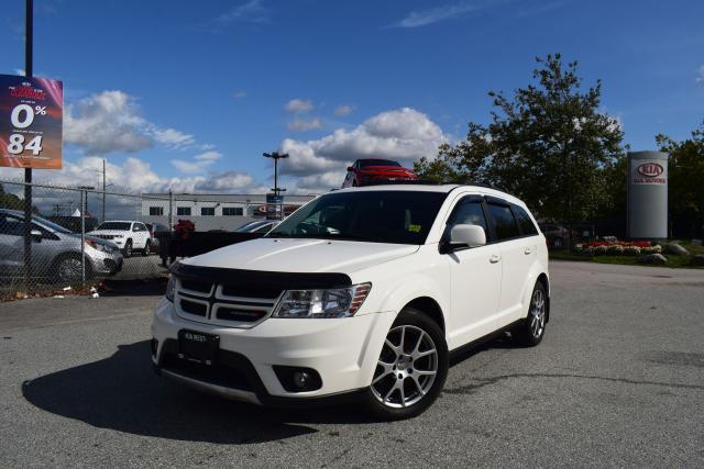 2012 Dodge Journey R/T AC/AUTO/ROOF/LEATHER/PL/P