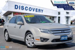 Used 2010 Ford Fusion SE for sale in Burlington, ON