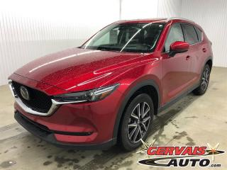 Used 2017 Mazda CX-5 GT Tech Pack AWD GPS Cuir Toit Ouvrant Mags for sale in Shawinigan, QC