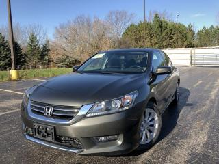 Used 2014 Honda Accord EX-L 2WD for sale in Cayuga, ON