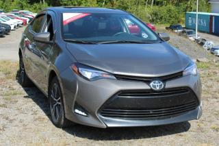 Used 2017 Toyota Corolla LE berline 4 portes CVT for sale in Shawinigan, QC