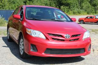 Used 2013 Toyota Corolla Berline 4 portes, boîte automatique, CE for sale in Shawinigan, QC