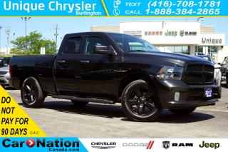 Used 2017 RAM 1500 ST EXPRESS| REAR CAM| BLUETOOTH| BEDLINER & MORE for sale in Burlington, ON