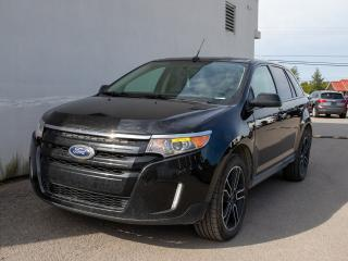 Used 2014 Ford Edge SEL AWD TOIT OUVRANT HAYON ÉLECTRIQUE *NAV* for sale in St-Jérôme, QC
