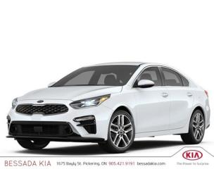 Used 2020 Kia Forte Sedan EX+ IVT for sale in Pickering, ON