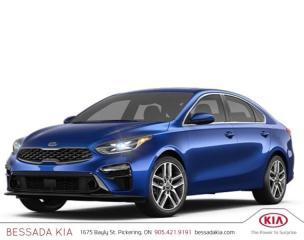 Used 2020 Kia Forte Sedan EX+ IVT for sale in Pickering, ON