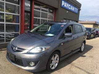 Used 2009 Mazda MAZDA5 GS for sale in Kitchener, ON