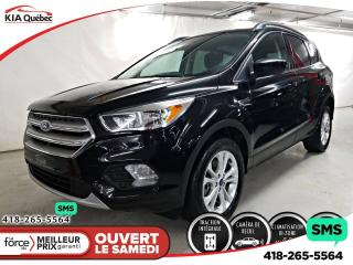 Used 2018 Ford Escape SE* AWD * CAMERA* SIEGES CHAUFFANTS for sale in Québec, QC