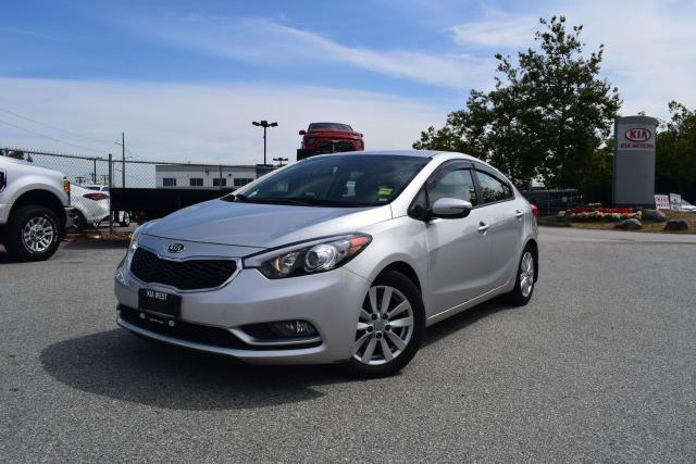 2015 Kia Forte LX HEATED SEAT/BT/RAINGUARDS