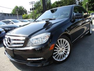 Used 2011 Mercedes-Benz C-Class C250 4MATIC | 73,000KM | LEATHER | AWD | AUTO !! for sale in Burlington, ON