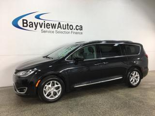 Used 2018 Chrysler Pacifica Touring-L Plus - HTD LTHR! PANOROOF! DVD! 3 ZONE CLIMATE! PWR DOORS! for sale in Belleville, ON