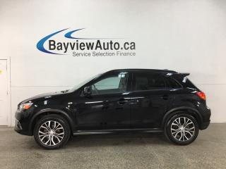 Used 2018 Mitsubishi RVR SE Limited Edition - AWD! ALLOYS! PWR GROUP! for sale in Belleville, ON