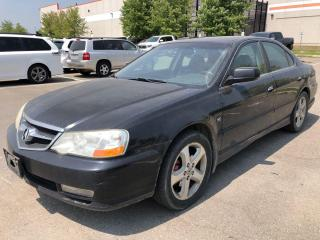 Used 2002 Acura TL 3.2 Type S for sale in Brampton, ON