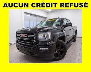 Used 2017 GMC Sierra 1500 ELEVATION V8 4X4 *CAMERA* GR. REMORQUAGE *PROMO for sale in St-Jérôme, QC