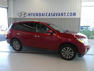 Used 2013 Nissan Pathfinder 4 RM 4 portes S for sale in St-Hyacinthe, QC