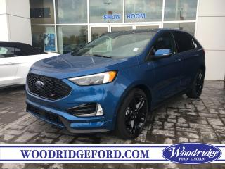 New 2019 Ford Edge ST for sale in Calgary, AB