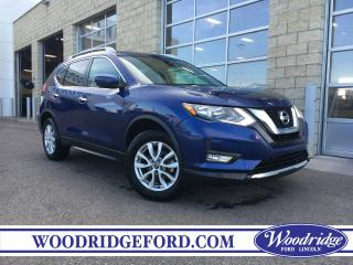 Used 2017 Nissan Rogue SV ***PRICE REDUCED*** 2.5L, NAVIGATION, 360 CAMERA, BLIND SPOT, LANE KEEP, NO ACCIDENTS for sale in Calgary, AB