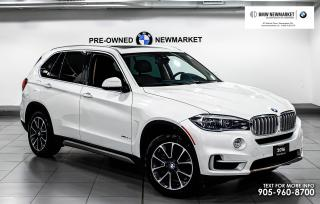 Used 2016 BMW X5 xDrive35i -1OWNER|NO ACCIDENTS|LOW KMS| for sale in Newmarket, ON