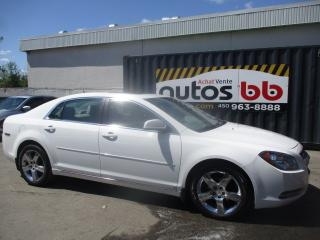Used 2009 Chevrolet Malibu 2LT LIMITED for sale in Laval, QC