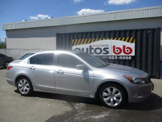 Used 2009 Honda Accord EX-L for sale in Laval, QC