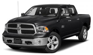 New 2019 RAM 1500 Classic SLT - Diesel Engine - Leather Seats for sale in Surrey, BC