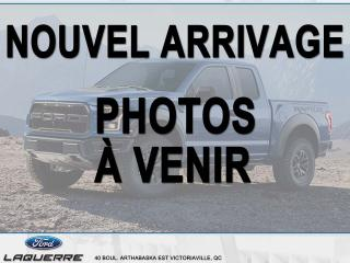 Used 2013 Ford F-150 FX4**4X4**CUIR*TOIT*CAMERA*BLUETOOTH*A/C** for sale in Victoriaville, QC