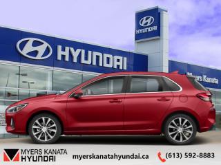 Used 2019 Hyundai Elantra GT Luxury AT  - $146 B/W for sale in Ottawa, ON