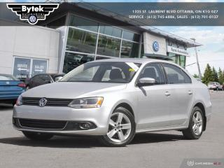 Used 2014 Volkswagen Jetta Comfortline 2.0 TDI 6sp DSG at w/Tip for sale in Ottawa, ON