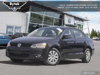 Used 2014 Volkswagen Jetta Trendline plus 2.0 TDI 6sp for sale in Ottawa, ON