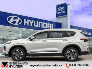Used 2020 Hyundai Santa Fe 2.0T Ultimate AWD  - $271 B/W for sale in Kanata, ON