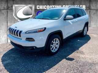 Used 2015 Jeep Cherokee 4 RM, 4 portes, North for sale in Chicoutimi, QC