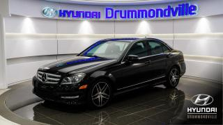 Used 2013 Mercedes-Benz C 300 4MATIC + GARANTIE +MAGS + BLUETOOTH + A for sale in Drummondville, QC