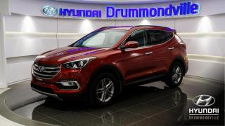 Used 2017 Hyundai Santa Fe Sport GARANTIE  + MAGS 17PO + BLUETOOTH + A/C for sale in Drummondville, QC
