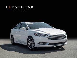 Used 2017 Ford Fusion SE I AWD I LEATHER for sale in Toronto, ON