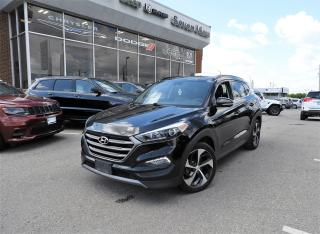 Used 2016 Hyundai Tucson Limited NAVI/LEATHER/SUNROOF/BLIND SPOT DETECTION for sale in Concord, ON
