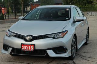 Used 2016 Scion iM NO-Accidents | 1-Owner | CERTIFIED for sale in Waterloo, ON