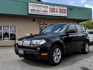 Used 2009 BMW X3 xDrive30i AS IS for sale in Bolton, ON