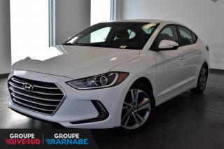 Used 2017 Hyundai Elantra GLS TOIT-OUVRANT+CAMERA+ALLIAGE+++ for sale in St-Jean-Sur-Richelieu, QC