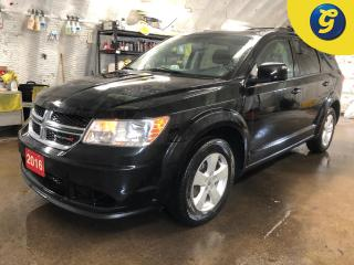 Used 2016 Dodge Journey SE * Plus * 7 Passenger * Tri zone climate control with rear vents * Auto dimming rear view mirror * Push button ignition * Keyless entry * Heated mir for sale in Cambridge, ON