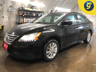 Used 2015 Nissan Sentra SV * Heated front seats * Eco/sport/normal mode* Power windows/locks/doors * Keyless entry * 16 Inch alloy rims * Phone connect * Hands free steering for sale in Cambridge, ON