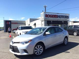 Used 2015 Toyota Corolla LE - HTD SEATS - REVERSE CAM for sale in Oakville, ON