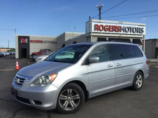 Used 2010 Honda Odyssey EX-L - DVD - LEATHER - SUNROOF for sale in Oakville, ON