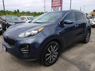Used 2017 Kia Sportage EX SUNROOF !!  BLLUE TOOTH !! LEATHER !! AWD for sale in Cambridge, ON
