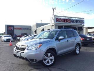 Used 2015 Subaru Forester 2.5I AWD - PANO ROOF - REVERSE CAM for sale in Oakville, ON