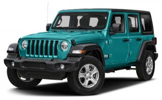 New 2019 Jeep Wrangler UNLIMITED SPORT for sale in Ottawa, ON